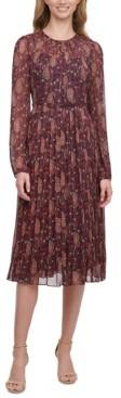 Tommy Hilfiger Tanglewood Paisley Midi Dress