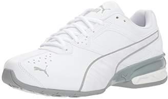 Puma Women's Tazon 6 IRI Wn Sneaker White-Quarry