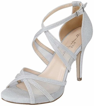 Paradox London Pink Women's Hilma Ankle Strap Sandals