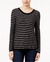 Kensie Striped Sweater