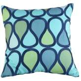 Trina Turk Abstract Drop Decorative Diamond Pillow