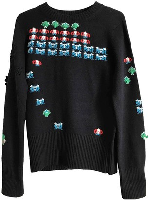 Barrie Blue Cashmere Knitwear