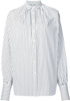 Tome striped oversized shirt