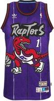 adidas Tracy McGrady Toronto Raptors NBA Throwback Swingman Jersey - Purple