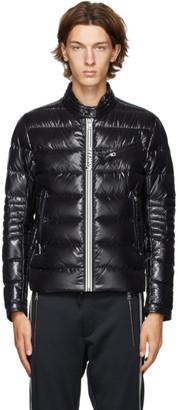 Moncler Black Down Caroux Jacket
