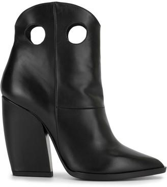 Pierre Hardy Marfa Western ankle boots
