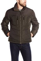 London Fog Men's Blakely Down-Filled Hipster Jacket