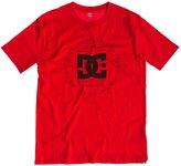 DC Men's Rebuilt Short Sleeve Screen T-Shirt