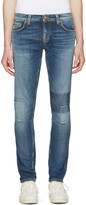 Nudie Jeans Blue Long John Jeans