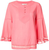 Trina Turk button front blouse - women - Cotton - XS