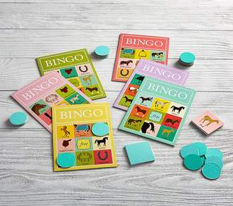 Pottery Barn Kids Horse Bingo Game