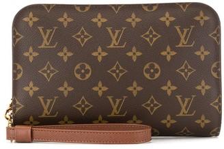 Louis Vuitton 2000 Orsay clutch bag