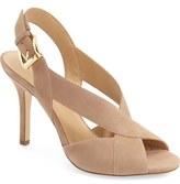 MICHAEL Michael Kors 'Becky' Slingback Sandal (Women)