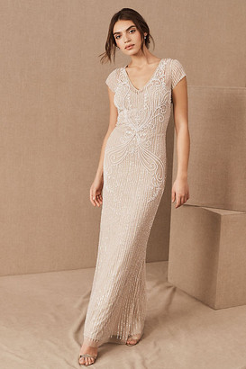 BHLDN Sanders Dress By in White Size 2