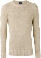 Drumohr knit top - men - Silk/Cotton/Cashmere - 54