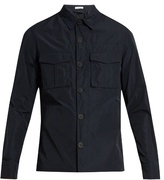 Tomas Maier Lightweight Patch-pocket Taffeta Jacket