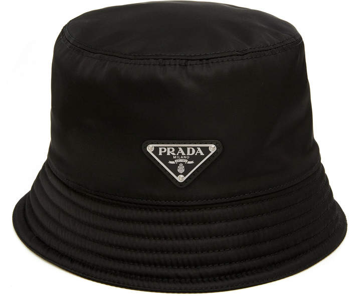 cff20cdd Prada Black Men's Hats - ShopStyle