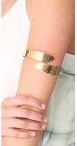 Citrine by the Stones Sol Forearm Band