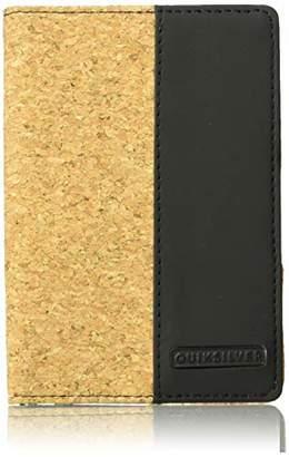 Quiksilver Men's BLACKWINE Wallet