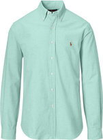 Ralph Lauren Stretch Oxford Sport Shirt
