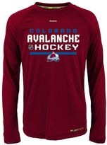 Reebok Boys 8-20 Colorado Avalanche Authentic Freeze Performance Tee
