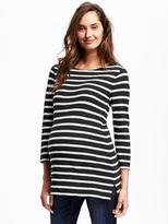 Old Navy Maternity Relaxed Striped Tee