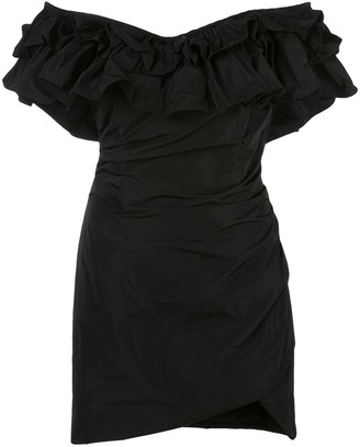 Alexis Benicia off-the-shoulder dress