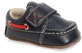 See Kai Run Infant Boy's Milton Boat Shoe