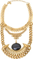 Ela Stone Ronnie Onyx Collar Necklace