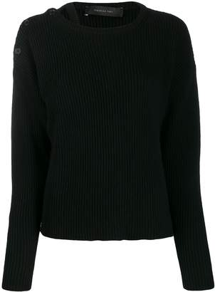 FEDERICA TOSI long-sleeve knitted sweater