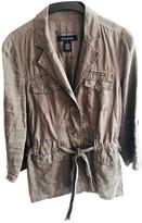 Calvin Klein Khaki Linen Jackets