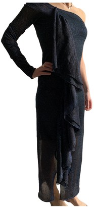 Circus Hotel Black Dress for Women
