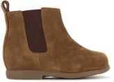 Pom D'Api Elast Zip Nioupi Suede Boots