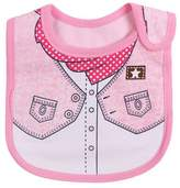 Kylin Express Cute Cartoon Pattern Toddler Baby Waterproof Saliva Towel Baby Bibs£¬J