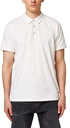 Esprit Men's 058ee2k055 Polo Shirt,Large