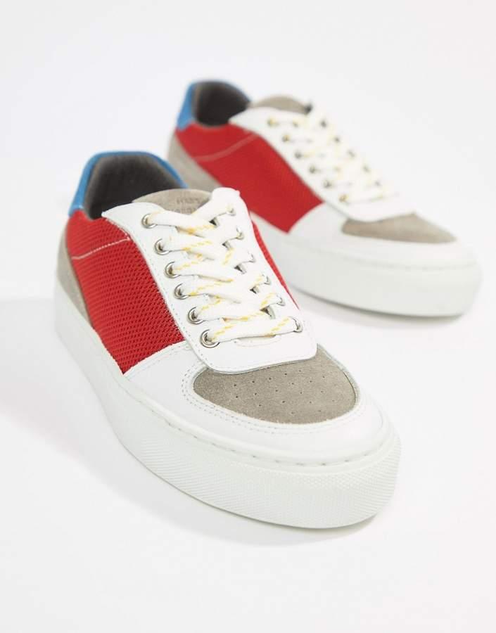 Mads Norgaard Malika Color Block Sneakers