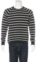 Acne Studios Sagan Striped Wool Sweater