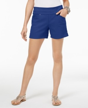 INC International Concepts Inc Pull-On Shorts, Created for Macy's