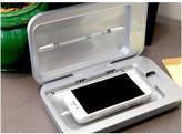 Sharper Image Smartphone Uv Sanitizer And Charger
