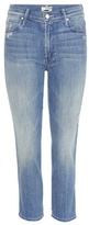 Mother High Waisted Rascal Cropped Jeans