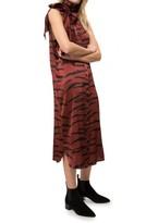 Ganni Iona Silk Dress