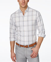 Vince Camuto Plaid Long Sleeve Shirt