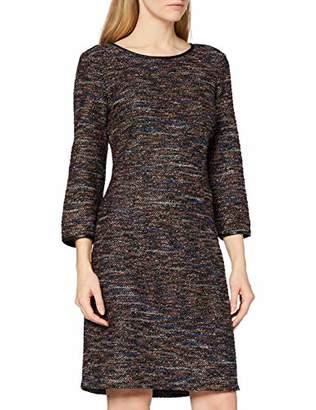 Tom Tailor Women's Rundhalskleid Dress