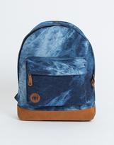Mi-Pac Denim Acid Backpack - Blue