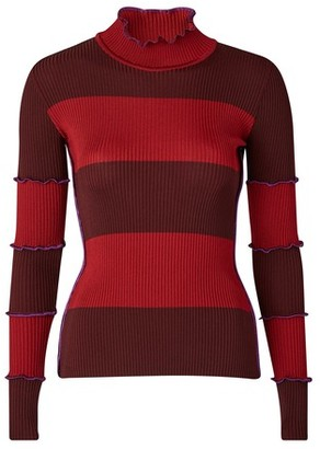 Koché Striped jumper