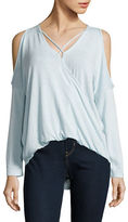 Casual Couture by Green Envelope Design Lab Crisscross Top