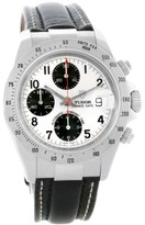Tudor 79273 Tiger Woods Chronograph White Dial Steel Watch
