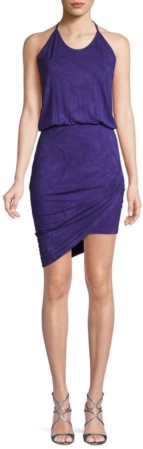 Young Fabulous & Broke Oceana Halter Popover Dress