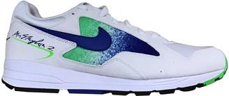 Nike Skylon II White Rubber Trainers