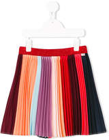 Paul Smith striped pleated skirt